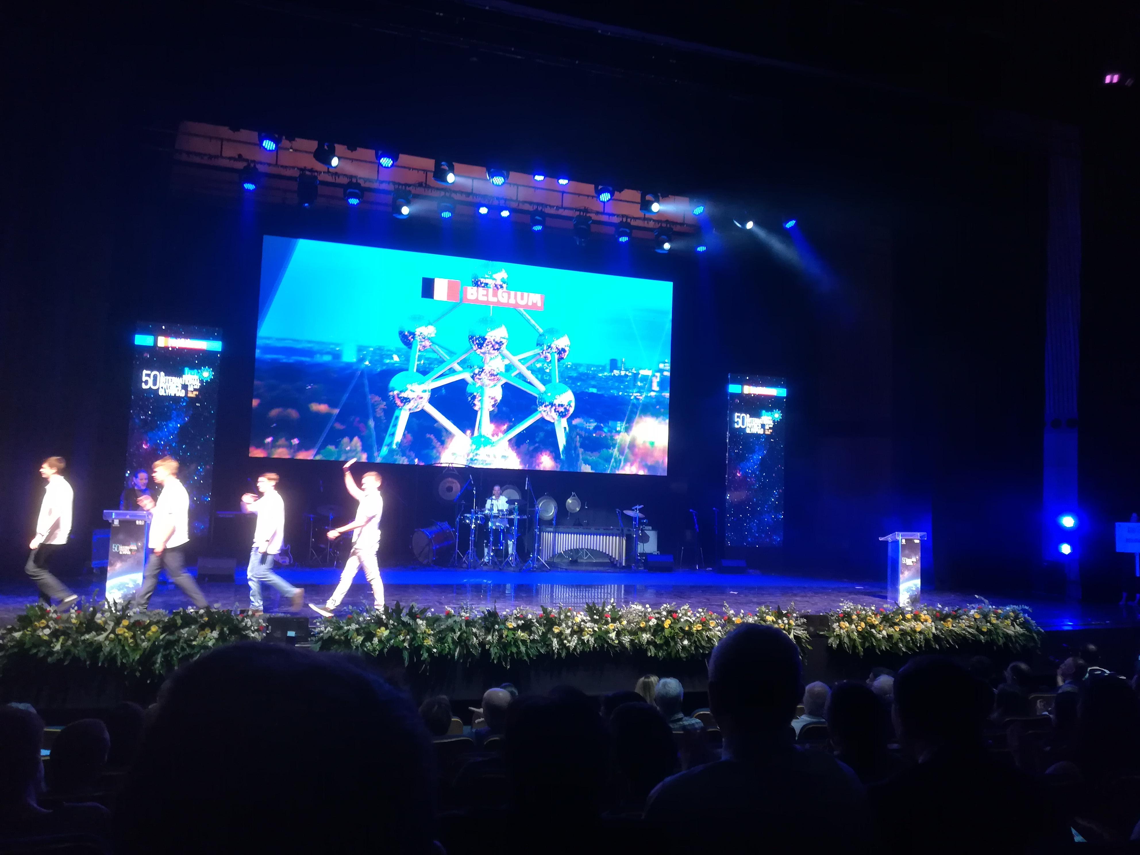 Fysica Olympiade